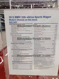 f31 328i xdrive sports wagon pricing starting at 42 345