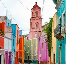 guanajuato mexico colourful places u0026 spaces plenty of colour