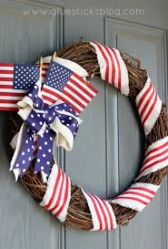 Memorial Day Decor 10 Gorgeous Yet Easy Patriotic Wreaths Life Creatively Organized