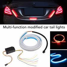 led light strip turn signal led strip tail light bar car truck running brake reverse turn signal