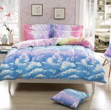 Cheap Bed Sets Cheap Bedding Set Beautiful Clouds Duvet Cover Sets Bedsheet