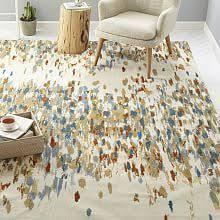 Modern Wool Rug Horizon Printed Rug Midnight Lounge Room Scandy Pinterest