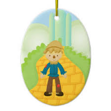 scarecrow ornaments keepsake ornaments zazzle