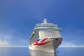 p o cruises unveils union livery as part of modernisation