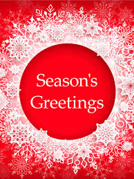 it s winter time season s greetings card birthday greeting