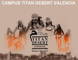 presentación de la titan desert en valencia btt