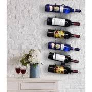 horseshoe wine racks