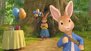 peter rabbit print play pairs cbeebies bbc