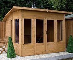Summer Houses For Garden - a garden room can be used as a summer house in a modern garden