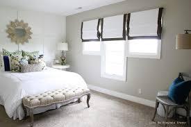 queen guest bedroom reveal behr eggshell and batten