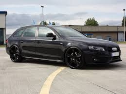 Audi A4 S Line 2005 Avus Performance Audi A4 2 7 Tdi S Line Avant