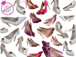 wedding shoes exeter win your wedding shoes rainbow club nu