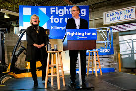 hillary clinton running mate see her veep list time