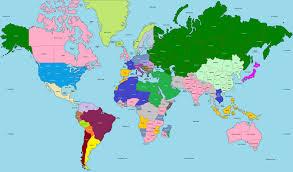 Ocean Maps Ocean Maps New Seas Of The World Map Seas Of The World Map