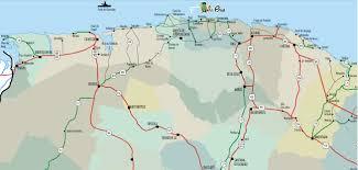 Local Map Local Maps U0026 Access Vila Preá Official Site Hotel