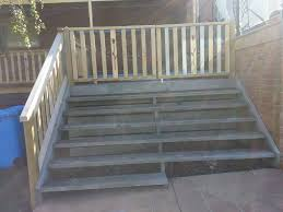 Timber Handrails And Balustrades K U0026 D Bak Painting And Decorating Exterior Paint Timber Railing