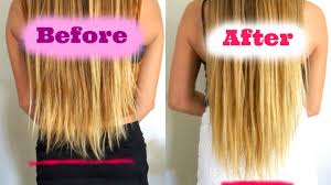 best days to cut hair for growth how to grow your hair in one day the real way youtube