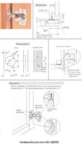 How To Adjust Kitchen Cabinet Hinges Door Hinges European Style Cabinet Hinges Kitchen Door Blum For