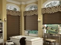 ideas for decorating bathroom countertop window curtains bathroom