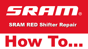 how to repair sram red shifter or take apart and replace youtube