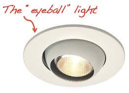 eyeball light bulb replacement recessed lighting eyeball replacement erikaemeren