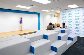 PlentyofFish office by SSDG Interiors  Vancouver     Canada    Retail     Retail Design Blog