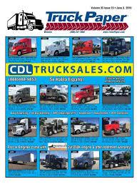 paper truck kenworth truck paper