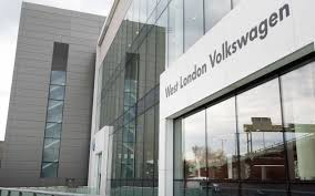 volkswagen headquarters vw sends u0027clear message u0027 with flagship showroom daily business
