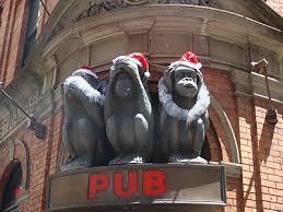 3 wise monkeys sydney see no evil sydney