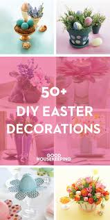 Diy Spring Easter Decorations by 70 Diy Easter Decorations Ideas For Homemade Easter Table And