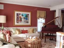 wall decorating ideas for living rooms with masculine black floral