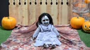 Halloween Animatronic Props Lunging Graveyard Baby Halloween Animatronic Prop On Vimeo