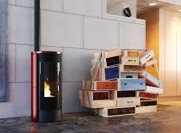buche de cheminee architecturebois design maison dossier habitat bois ossaturebois