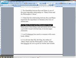 an example of a thesis statement in an essay engresearch paper