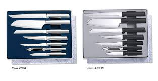 deluxe knife set sharpest kitchen knives rada cutlery