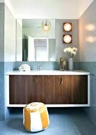design home game vanity mid century modern vanity light 3 bath vanity fixture home design