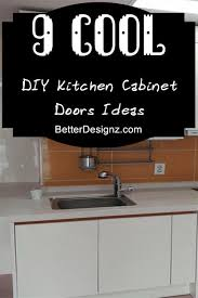 diy kitchen cabinet ideas diy kitchen cabinet doors warm 18 cabinet doors ideas hbe kitchen