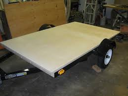 Diy Hard Floor Camper Trailer Plans How To Build Your Custom Teardrop Trailer Quickly And Easily