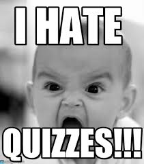 Quiz Meme - quiz hate i hate on memegen