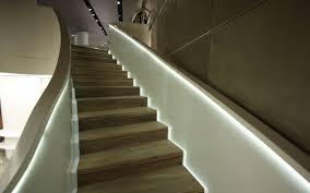 beleuchtung treppenhaus tolle led beleuchtung treppe am besten - Led Treppe