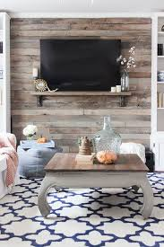 How To Make A Wood Shelving Unit by The 25 Best Wall Mounted Tv Ideas On Pinterest Mounted Tv Decor