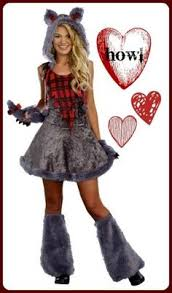 Halloween Costumes 11 Girls U0027s Cute Teen Werewolf Costume Girls Tween Halloween