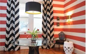 Chevron Pattern Curtains Chevron Design High Fashion Home Blog