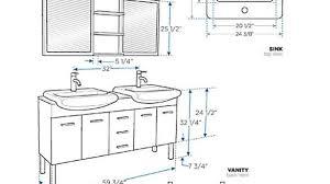 Bathroom Sink Sizes Standard Awesome Bathroom Sinks 2017 Standard Bathroom Sink Size Ideas