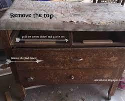 Bench Made From Old Dresser Diy Dresser Turned Bench Hometalk