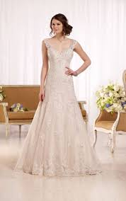 a line wedding dress a line wedding dress with embellished sweetheart neckline