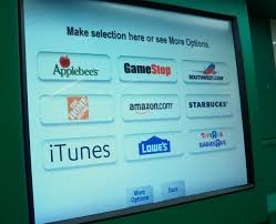 no fee gift cards coinstar gift cards option with no fee a s take
