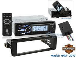 harley davidson touring sony dsx ms60 kit u0026 thumb controls