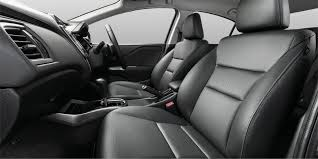 nissan almera leather seat the new honda city facelift launched redefining the segment