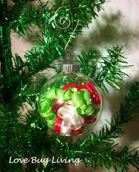bug living 12 ways to personalize glass ornaments